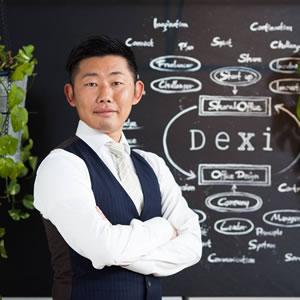 代表取締役 杉田策弘